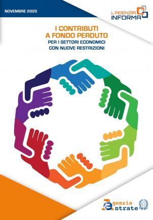 Decreto Ristori e Ristori bis: la guida dell'Agenzia delle Entrate per gli operatori economici.