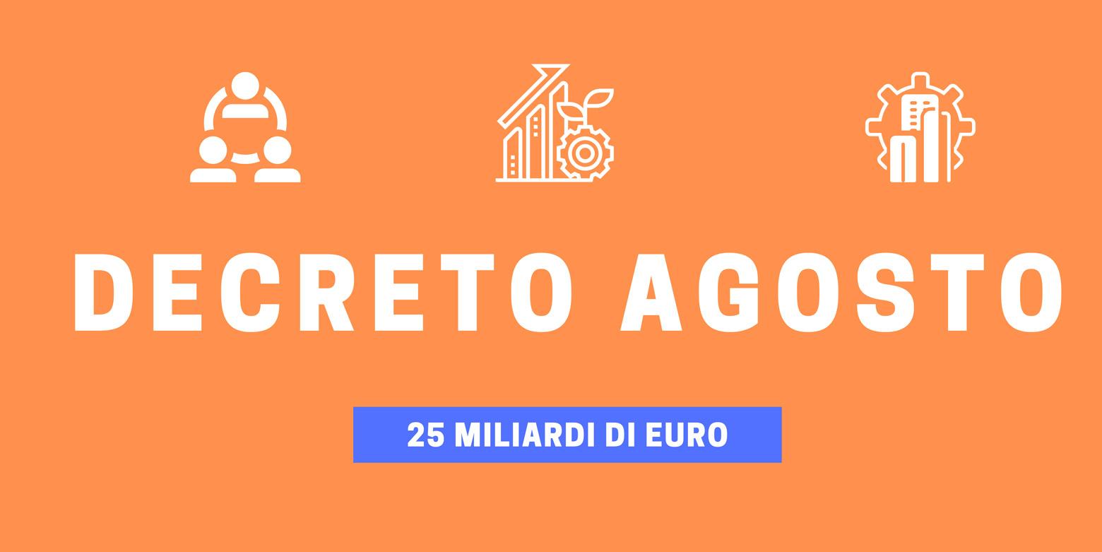 Decreto Agosto: chi può richiedere il bonus da 1.000 euro.