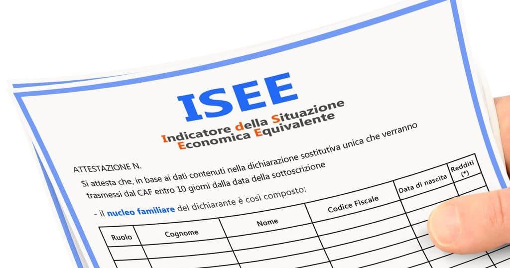 Reddito di Cittadinanza: rinnovo dell'ISEE entro il 31 gennaio.
